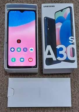 Vendo Samsung A30s de 128