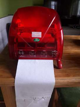Dispenser de toallas de papel