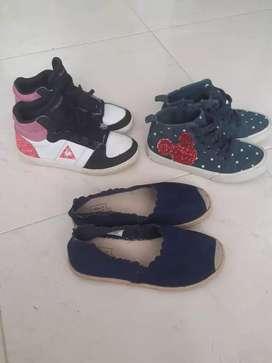 Zapatilla para niña