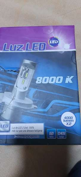 Luz led 4000 lumen