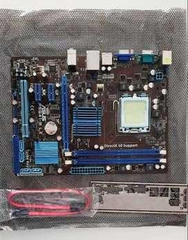 Mother Asus P5G41-M LX Socket 775 en Perfecto estado ! HardKonnen