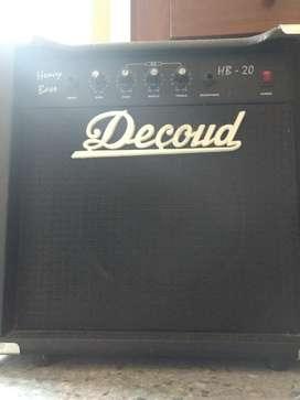 Amplificador Decoud Hb 20 20w