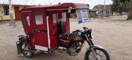 Mototaxi zonsheng 125