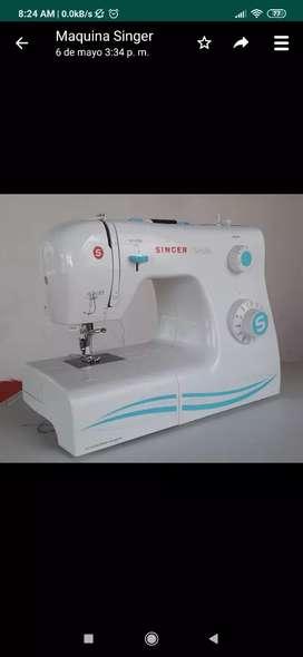 Máquina de coser singer 2263