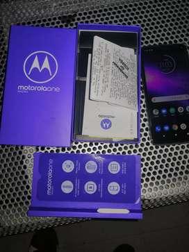 Vencambio Motorola one macro