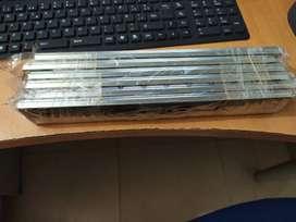 Correderas 30cm extencion completa Metalica