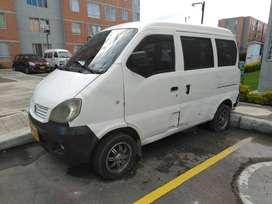 Se vende camioneta hafey minyi 2007 usada en perfecto estado mecanicamente