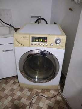 Remato lavadora secadora Haceb de 26 libras