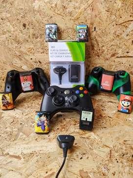 Accesorios para Control Xbox 360