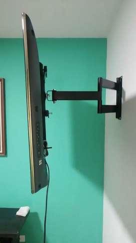 Instalacion y venta de soportes para TELEVISORES