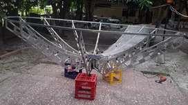 Venta de antenas parabólicas nuevas y de segunda
