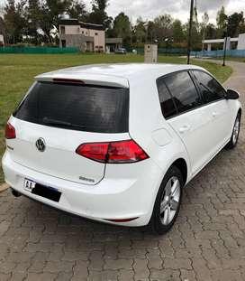 Volkswagen Golf 2016, Trendline 1.6 con 68.000 km