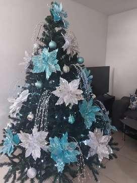 Arbol de navidad de 2 mts