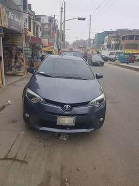 Corolla 2015 en venta