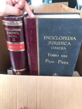 Se vende enciclopedia Omeba de 19 tomos.