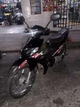 Vendo moto Suzuki viva R
