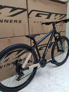 Bicicletas Nuevas Gw modelos 2020 rin 29 24v. Domicilio gratis en medellin y pagas en la puerta de tu casa