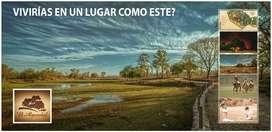 Terrenos lotes de 2000 m2 en El Algarrobal Club de Campo  Jujuy 1.500.000 Negociable