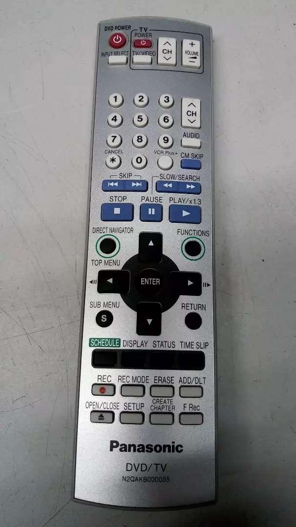 Control Remoto Dvd Grabador Panasonic 0