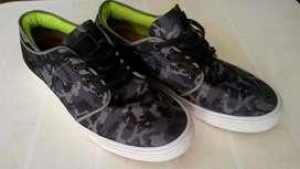 Zapatos New Project Camuflados Usados 1 Sola Vez Excelente Estado