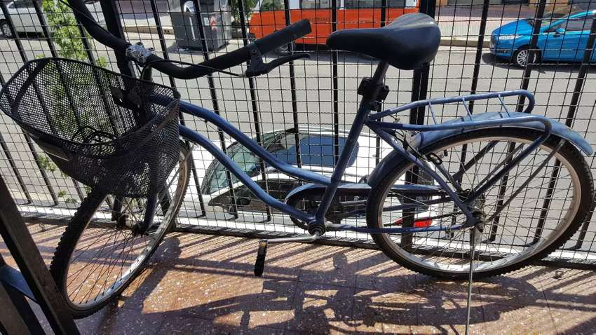 Bicicleta playera rodado 26 0