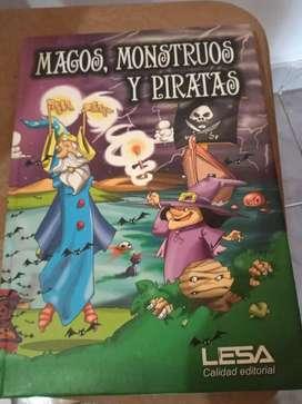 Magos,Monstruos y piratas