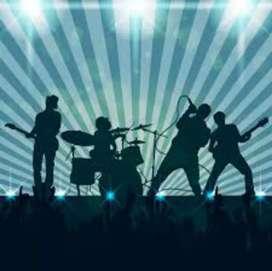 Clases de guitarra, bajo, batería, teclado