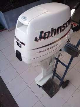 Jhonson 15 HP 4 T