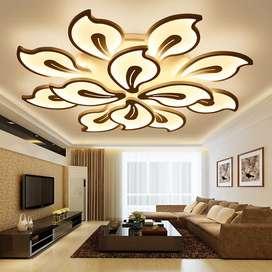 lamparas decorativas para techo e iluminarias para mesa