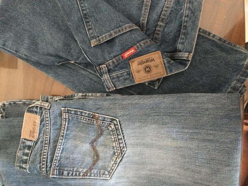Jeans Wrangler T.32x34 0