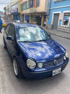 Volkswagen POLO 2005 impecable