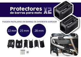 Protectores de barras para motos