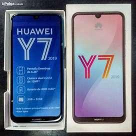 Huawei Y7 nuevos 2019
