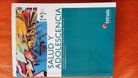 Salud y adolescencia - Ed. Estrada - Serie Huellas