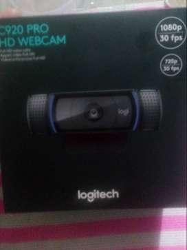 C920 PRO HD WEBCAM