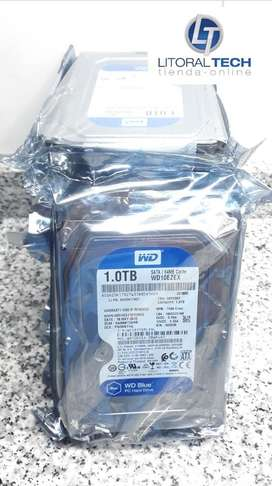Disco rígido interno 1TB Western Digital Blue