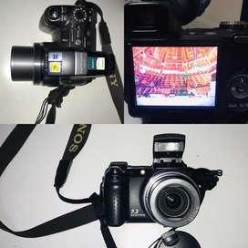 Camara Fotografica Digital Sony Cybershot DscH5 Impecable