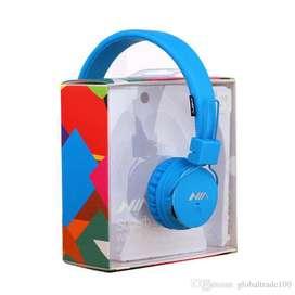 Audífonos Nuevos Diadema Bluetooth