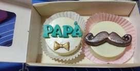 Deliciosos Chocolates para papá