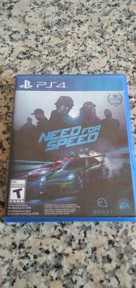 Nerd For Speed ps4