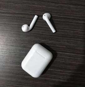 Audifonos I12 Tactil Tws Originales Tipo AirPods Bluetooth 5 CRIPTOCOSAS