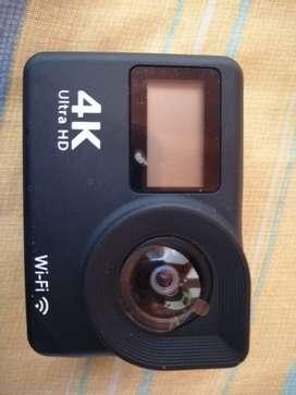 camara 4k HD