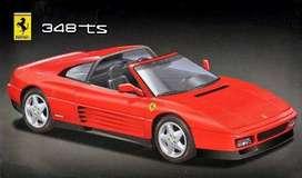 Fujimi Ferrari 348ts 1/24 Auto Armar