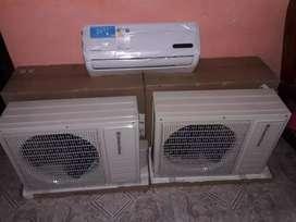 Vendo Splits y aires de ventana NUEVOS distintas frigorias