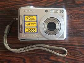 Sony Cyber-shot. DSC-S700 USADA