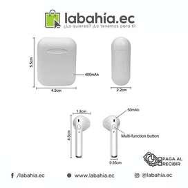 Audifonos Bluetooth i11S  Base de carga