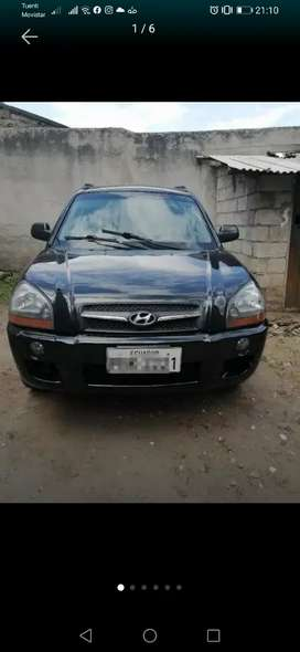 Se vende hyundai tucson 2009