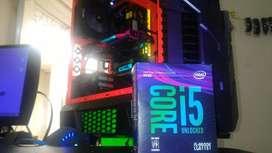 procesador intel core 8ta generacion