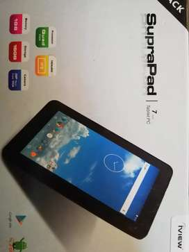 Tablet nueva. Quad Core. 16 GB memoria interna.