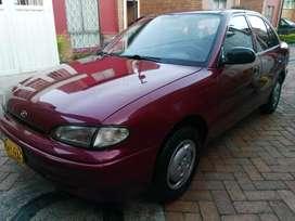 Hyundai accent ls 1997 1.3